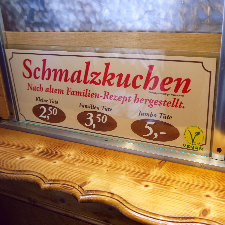 Schmalzkuchen